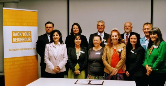 The ASRC supports Victorian Mayoral Task-force to restore SRSS