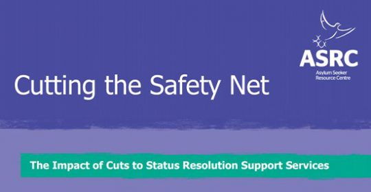Cutting the safety net: New ASRC report on crisis of hunger and homelessness