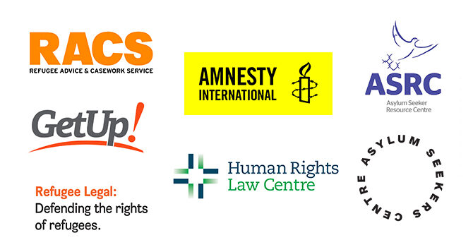 Refugee rights advocates call for immediate release of people being detained in APODS