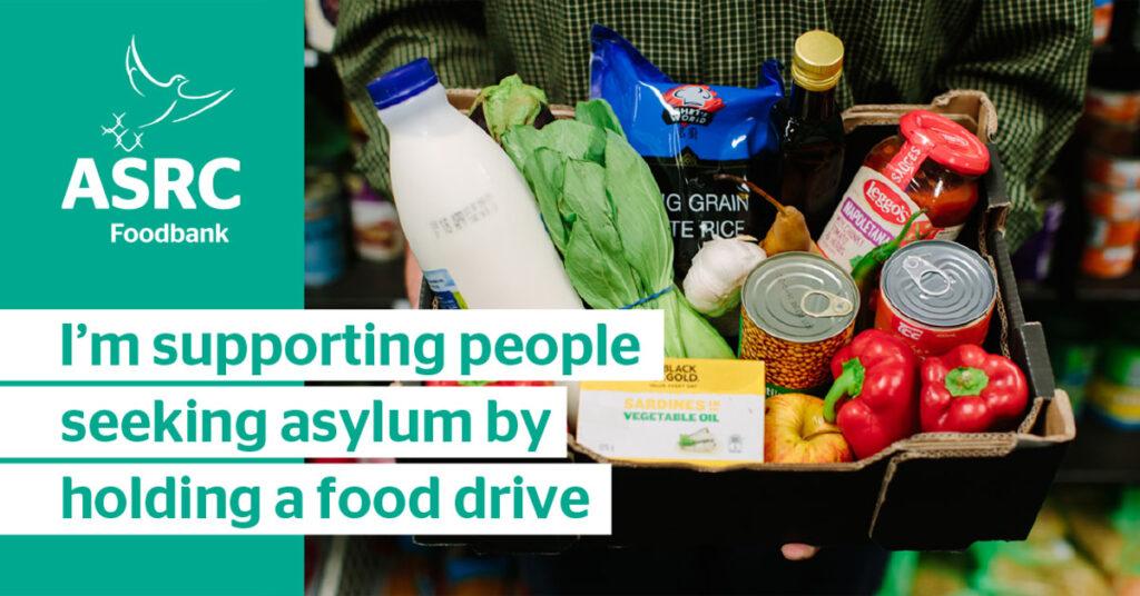 ASRC Food Drive facebook post 4