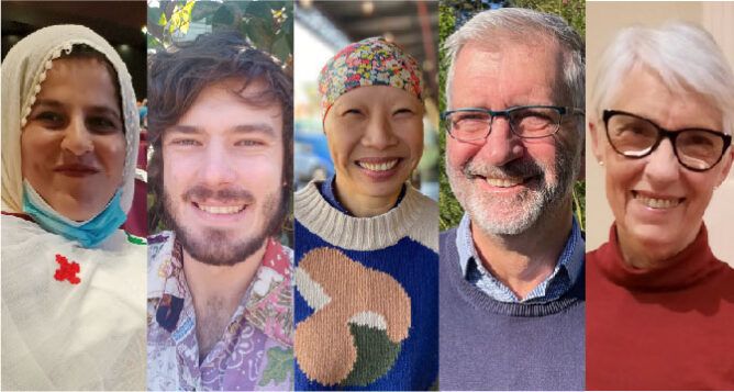 Meet the volunteers who provide connection and create community at the ASRC