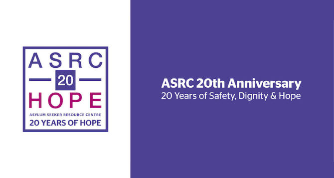 Looking Back, Looking Forward | ASRC 20th Anniversary