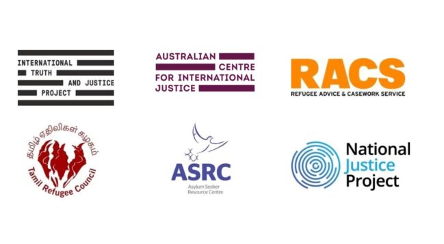JOINT MEDIA RELEASE: Human rights groups demand suspension of reports on Sri Lanka to assess refugee applications following rejection by a UK court