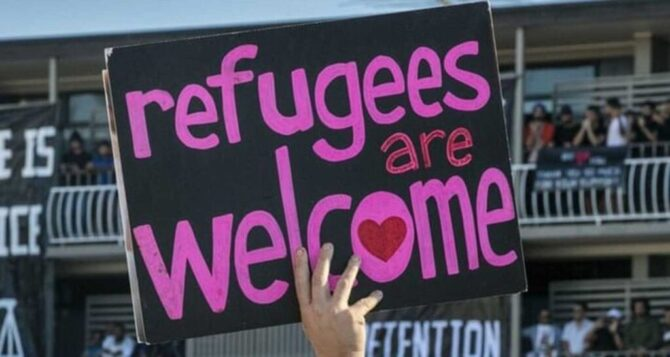 Parliament motion calls for the release of people seeking asylum and refugees from detention