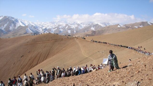 Refugee legal services stand in support of urgent action for Afghanistan